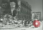 Image of Allied bombing Palermo Italy, 1943, second 10 stock footage video 65675066940