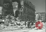Image of Allied bombing Palermo Italy, 1943, second 11 stock footage video 65675066940