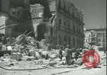 Image of Allied bombing Palermo Italy, 1943, second 12 stock footage video 65675066940
