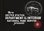 Image of national parks California United States USA, 1935, second 8 stock footage video 65675066948