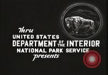 Image of national parks California United States USA, 1935, second 11 stock footage video 65675066948
