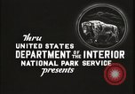 Image of national parks California United States USA, 1935, second 12 stock footage video 65675066948