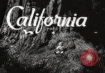 Image of state parks California United States USA, 1935, second 4 stock footage video 65675066949