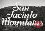 Image of Mount San Jacinto State Park California United States USA, 1935, second 2 stock footage video 65675066951