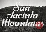 Image of Mount San Jacinto State Park California United States USA, 1935, second 3 stock footage video 65675066951