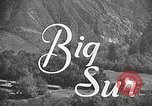 Image of Pfeiffer Big Sur State Park California United States USA, 1935, second 2 stock footage video 65675066954