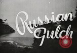 Image of Russian Gulch State Park California United States USA, 1935, second 2 stock footage video 65675066957