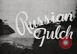 Image of Russian Gulch State Park California United States USA, 1935, second 3 stock footage video 65675066957