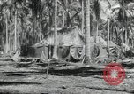 Image of Japanese camp Guadalcanal Solomon Islands, 1944, second 1 stock footage video 65675066963