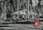 Image of Japanese camp Guadalcanal Solomon Islands, 1944, second 2 stock footage video 65675066963