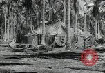 Image of Japanese camp Guadalcanal Solomon Islands, 1944, second 3 stock footage video 65675066963
