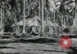 Image of Japanese camp Guadalcanal Solomon Islands, 1944, second 4 stock footage video 65675066963