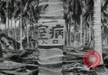 Image of Japanese camp Guadalcanal Solomon Islands, 1944, second 6 stock footage video 65675066963