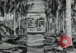 Image of Japanese camp Guadalcanal Solomon Islands, 1944, second 8 stock footage video 65675066963