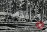 Image of Japanese camp Guadalcanal Solomon Islands, 1944, second 9 stock footage video 65675066963