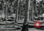 Image of Japanese camp Guadalcanal Solomon Islands, 1944, second 11 stock footage video 65675066963