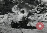 Image of Japanese weapons Guadalcanal Solomon Islands, 1944, second 6 stock footage video 65675066964