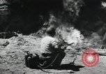 Image of Japanese weapons Guadalcanal Solomon Islands, 1944, second 8 stock footage video 65675066964
