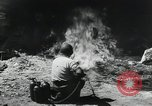 Image of Japanese weapons Guadalcanal Solomon Islands, 1944, second 9 stock footage video 65675066964