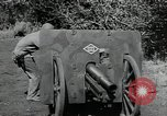 Image of Japanese weapons Guadalcanal Solomon Islands, 1944, second 10 stock footage video 65675066964