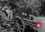Image of Japanese weapons Guadalcanal Solomon Islands, 1944, second 12 stock footage video 65675066964