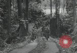 Image of United States Marines Guadalcanal Solomon Islands, 1944, second 3 stock footage video 65675066965