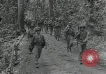 Image of United States Marines Guadalcanal Solomon Islands, 1944, second 7 stock footage video 65675066965