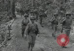 Image of United States Marines Guadalcanal Solomon Islands, 1944, second 9 stock footage video 65675066965