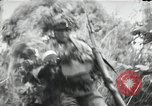 Image of Japanese soldiers Leyte Philippines, 1945, second 9 stock footage video 65675066972