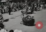 Image of decorated floats Ocean Park California USA, 1936, second 10 stock footage video 65675066982