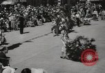 Image of decorated floats Ocean Park California USA, 1936, second 11 stock footage video 65675066982