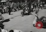 Image of decorated floats Ocean Park California USA, 1936, second 12 stock footage video 65675066982