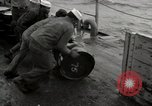 Image of radioactive waste material disposal Atlantic Ocean, 1959, second 4 stock footage video 65675066991