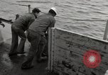 Image of radioactive waste material disposal Atlantic Ocean, 1959, second 5 stock footage video 65675066991