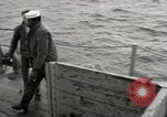 Image of radioactive waste material disposal Atlantic Ocean, 1959, second 7 stock footage video 65675066991
