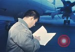 Image of P-3C Orion Atsugi Japan, 1971, second 5 stock footage video 65675067014