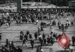 Image of annual West Berlin police show Berlin Germany, 1959, second 10 stock footage video 65675067040