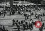 Image of annual West Berlin police show Berlin Germany, 1959, second 11 stock footage video 65675067040