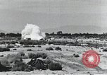 Image of Rocket sled disintegrates during run California United States USA, 1951, second 6 stock footage video 65675067047