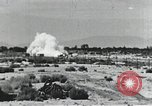 Image of Rocket sled disintegrates during run California United States USA, 1951, second 7 stock footage video 65675067047