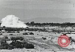 Image of Rocket sled disintegrates during run California United States USA, 1951, second 12 stock footage video 65675067047