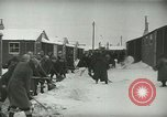 Image of German prisoners Michigan United States USA, 1944, second 10 stock footage video 65675067064