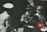 Image of Anna Eleanor Roosevelt Pacific Theater, 1944, second 10 stock footage video 65675067066
