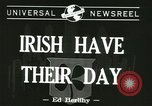 Image of Saint Patrick's Day New York United States USA, 1944, second 3 stock footage video 65675067068