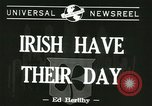 Image of Saint Patrick's Day New York United States USA, 1944, second 4 stock footage video 65675067068