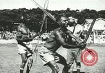 Image of rodeo event Brisbane Australia, 1944, second 8 stock footage video 65675067069