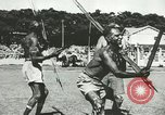 Image of rodeo event Brisbane Australia, 1944, second 9 stock footage video 65675067069