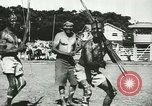 Image of rodeo event Brisbane Australia, 1944, second 10 stock footage video 65675067069