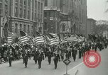 Image of a parade Milwaukee Wisconsin USA, 1944, second 6 stock footage video 65675067072