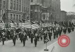 Image of a parade Milwaukee Wisconsin USA, 1944, second 7 stock footage video 65675067072